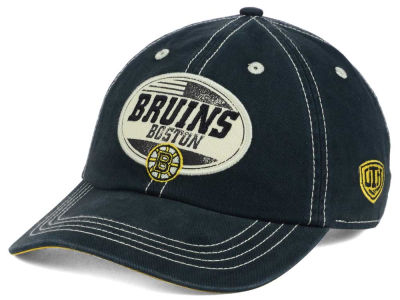 Boston Bruins Old Time Hockey NHL Angus Adjustable Cap