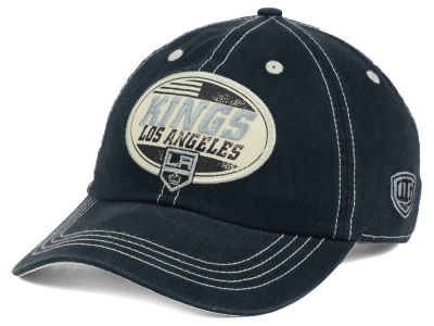 Los Angeles Kings Old Time Hockey NHL Angus Adjustable Cap