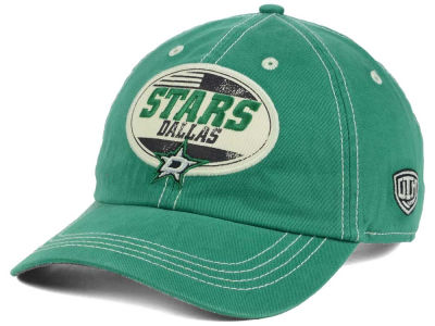 Dallas Stars Old Time Hockey NHL Angus Adjustable Cap