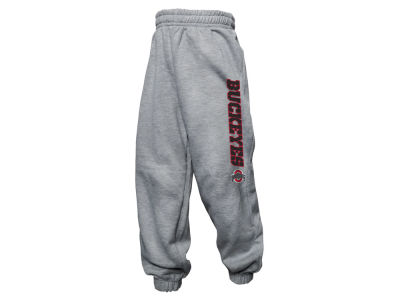 Ohio State Buckeyes NCAA Youth Elastic Bottom Fleece Sweatpants
