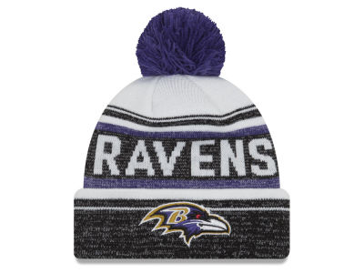 Baltimore Ravens New Era NFL Snow Dayz Knit