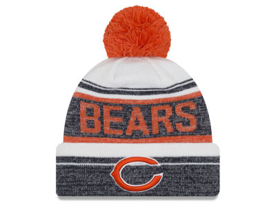 Chicago Bears New Era NFL Snow Dayz Knit