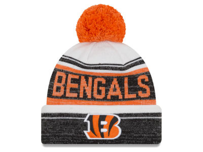 Cincinnati Bengals New Era NFL Snow Dayz Knit