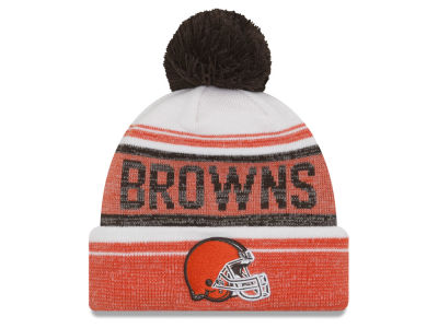 Cleveland Browns New Era NFL Snow Dayz Knit