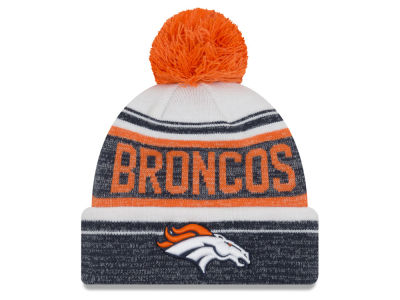 Denver Broncos New Era NFL Snow Dayz Knit