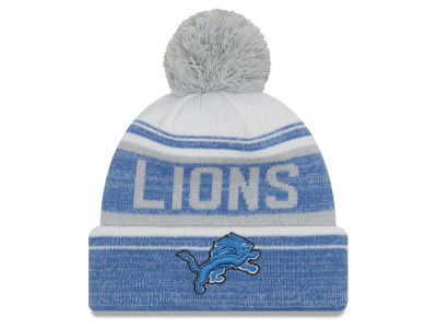 Detroit Lions New Era NFL Snow Dayz Knit