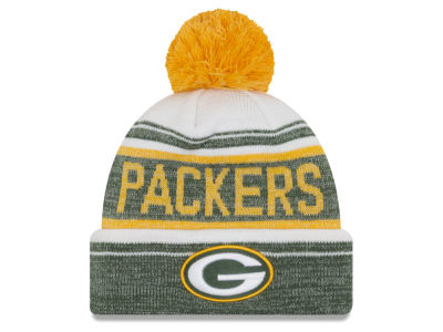 Green Bay Packers New Era NFL Snow Dayz Knit