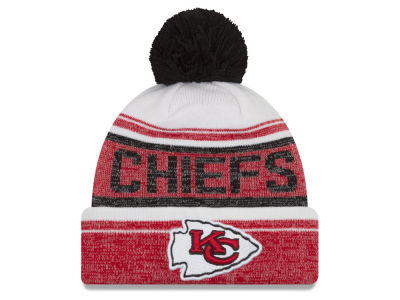 Kansas City Chiefs New Era NFL Snow Dayz Knit