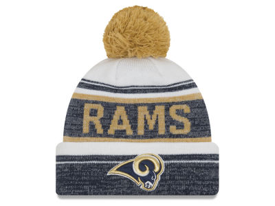 Los Angeles Rams New Era NFL Snow Dayz Knit