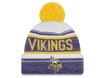 Minnesota Vikings New Era NFL Snow Dayz Knit