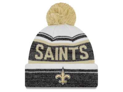 New Orleans Saints New Era NFL Snow Dayz Knit
