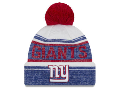New York Giants New Era NFL Snow Dayz Knit