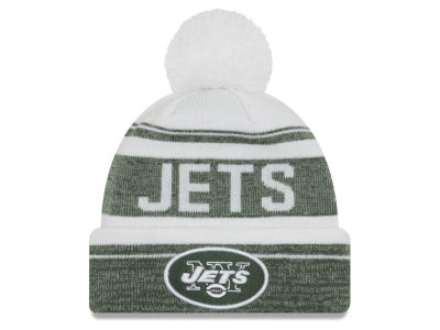 New York Jets New Era NFL Snow Dayz Knit
