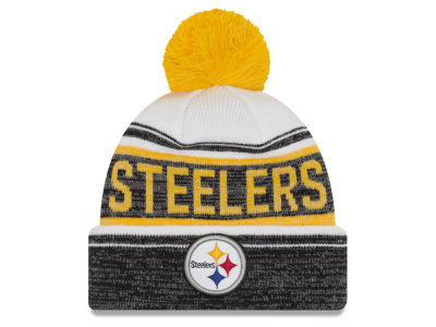 Pittsburgh Steelers New Era NFL Snow Dayz Knit