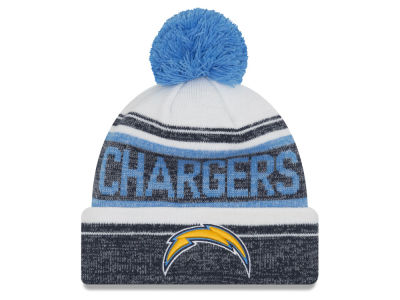 San Diego Chargers New Era NFL Snow Dayz Knit