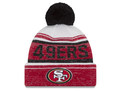 San Francisco 49ers New Era NFL Snow Dayz Knit