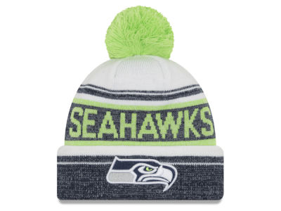 Seattle Seahawks New Era NFL Snow Dayz Knit