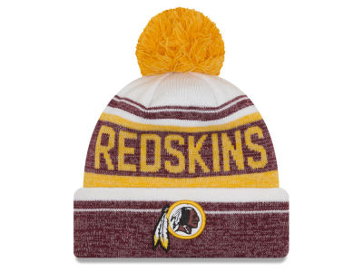 Washington Redskins New Era NFL Snow Dayz Knit