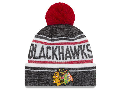 Chicago Blackhawks New Era NHL Snow Dayz Knit