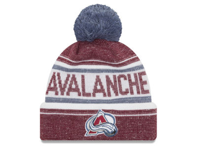 Colorado Avalanche New Era NHL Snow Dayz Knit