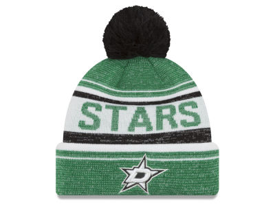 Dallas Stars New Era NHL Snow Dayz Knit