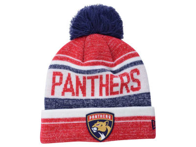 Florida Panthers New Era NHL Snow Dayz Knit
