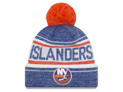 New York Islanders New Era NHL Snow Dayz Knit