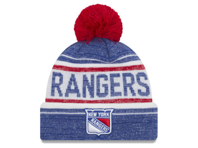 New York Rangers New Era NHL Snow Dayz Knit