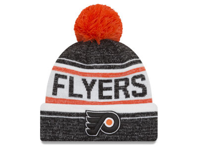 Philadelphia Flyers New Era NHL Snow Dayz Knit