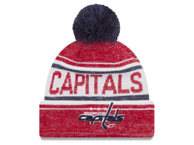 Washington Capitals New Era NHL Snow Dayz Knit
