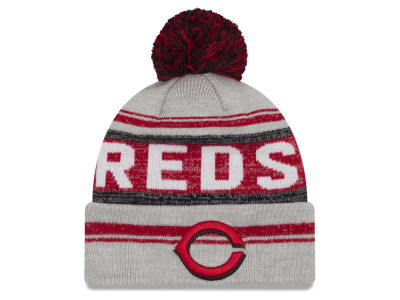 Cincinnati Reds New Era MLB Snow Dayz Knit