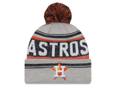 Houston Astros New Era MLB Snow Dayz Knit