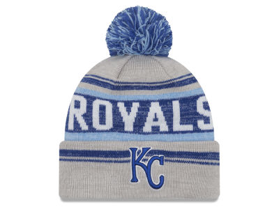 Kansas City Royals New Era MLB Snow Dayz Knit