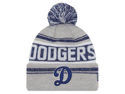 Los Angeles Dodgers New Era MLB Snow Dayz Knit