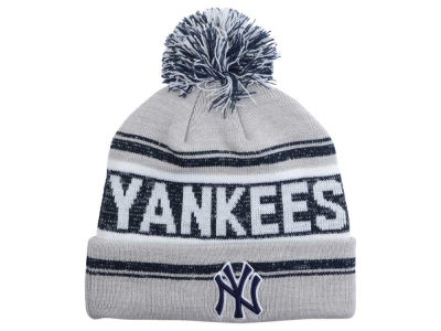 New York Yankees New Era MLB Snow Dayz Knit