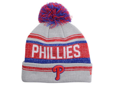 Philadelphia Phillies New Era MLB Snow Dayz Knit