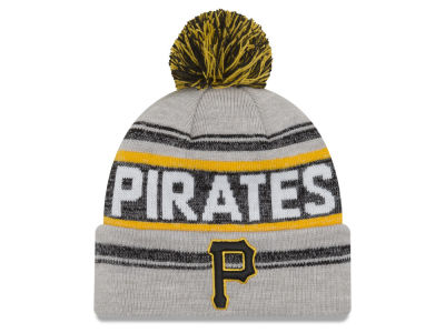 Pittsburgh Pirates New Era MLB Snow Dayz Knit