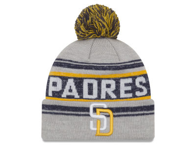 San Diego Padres New Era MLB Snow Dayz Knit
