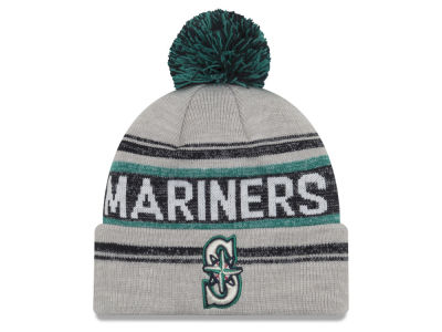 Seattle Mariners New Era MLB Snow Dayz Knit