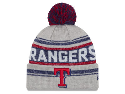 Texas Rangers New Era MLB Snow Dayz Knit