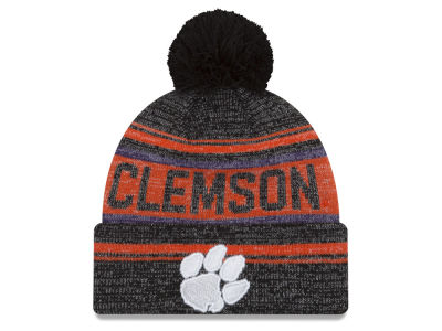 Clemson Tigers New Era NCAA Snow Dayz Knit