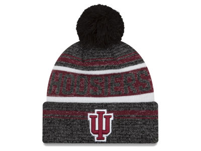 Indiana Hoosiers New Era NCAA Snow Dayz Knit