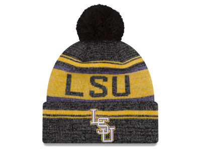 LSU Tigers New Era NCAA Snow Dayz Knit