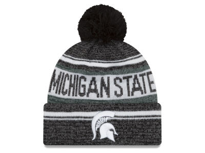Michigan State Spartans New Era NCAA Snow Dayz Knit