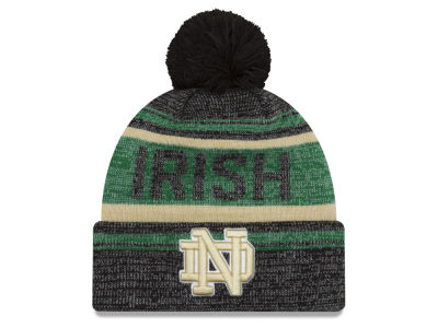 Notre Dame Fighting Irish New Era NCAA Snow Dayz Knit