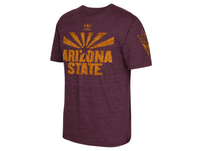 Arizona State Sun Devils adidas NCAA Men's Sun Devil State Triblend T-Shirt