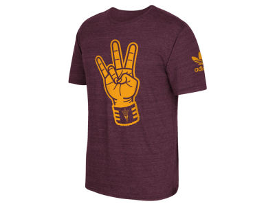 Arizona State Sun Devils adidas NCAA Men's Sports Hand Triblend T-Shirt
