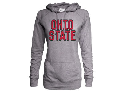 Ohio State Buckeyes NCAA Women's Triblend Fleece Hoodie