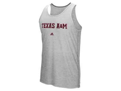 Texas A&M Aggies adidas NCAA Men's Team Font Ultimate Ringer Tank