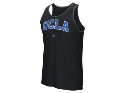 UCLA Bruins adidas NCAA Men's Team Font Ultimate Ringer Tank